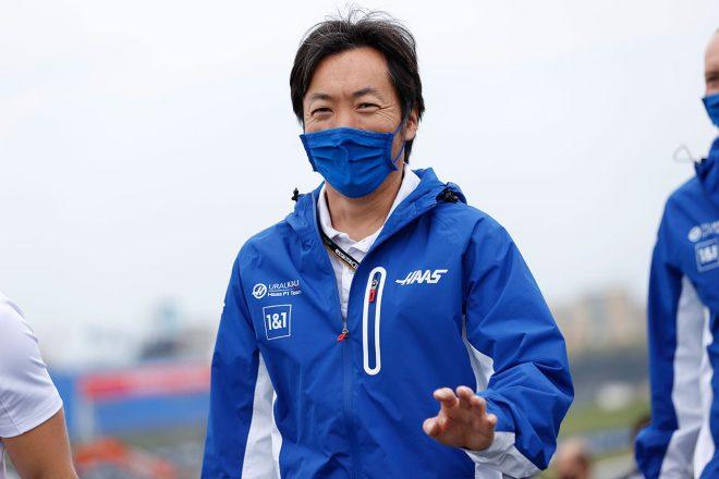 小松礼雄(ハース エンジニアリングディレクター)