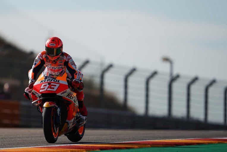 MotoGP | 【タイム結果】2021MotoGP第13戦アラゴンGP フリー走行1回目