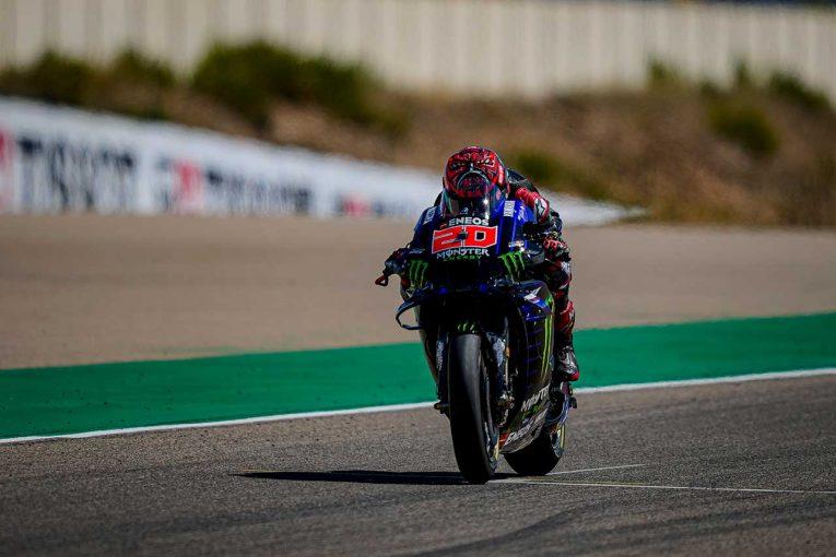 MotoGP | 【タイム結果】2021MotoGP第13戦アラゴンGP フリー走行3回目
