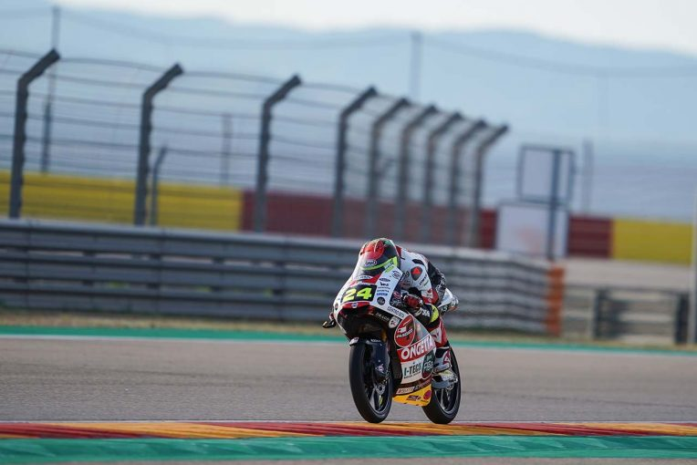 MotoGP | 鈴木竜生がフロントロウ【順位結果】2021MotoGP第13戦アラゴンGP Moto3予選総合
