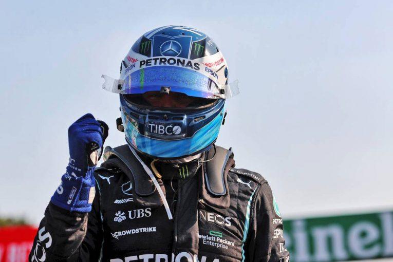 F1   ボッタスが完勝も、フェルスタッペンがポールへ。角田は接触が響き16番手【スプリント予選レポート/F1第14戦】