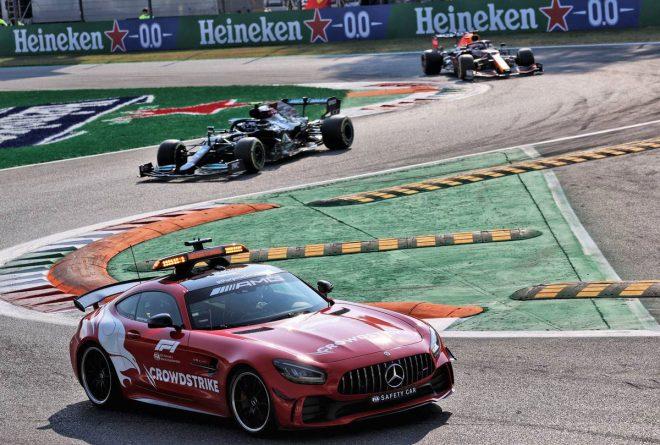 2021年F1第14戦イタリアGPスプリント予選