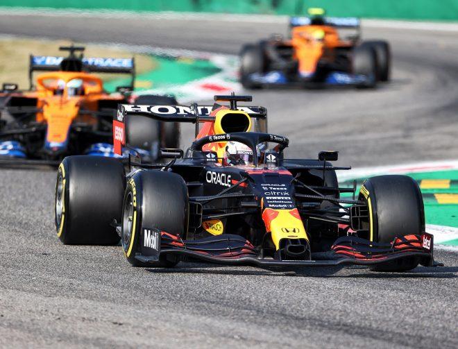 2021年F1第14戦イタリアGP マックス・フェルスタッペン(レッドブル・ホンダ)