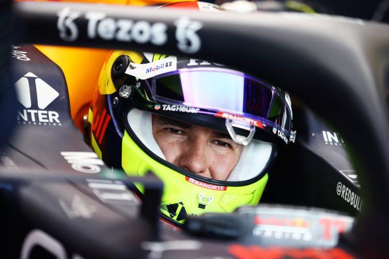 F1   ペレス「スプリント予選ではオーバーテイクができなくて退屈」レッドブル・ホンダ/F1第14戦