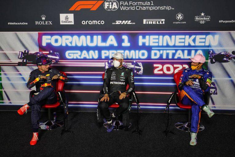 F1 | F1第14戦イタリアGPスプリント予選トップ10ドライバーコメント(2)