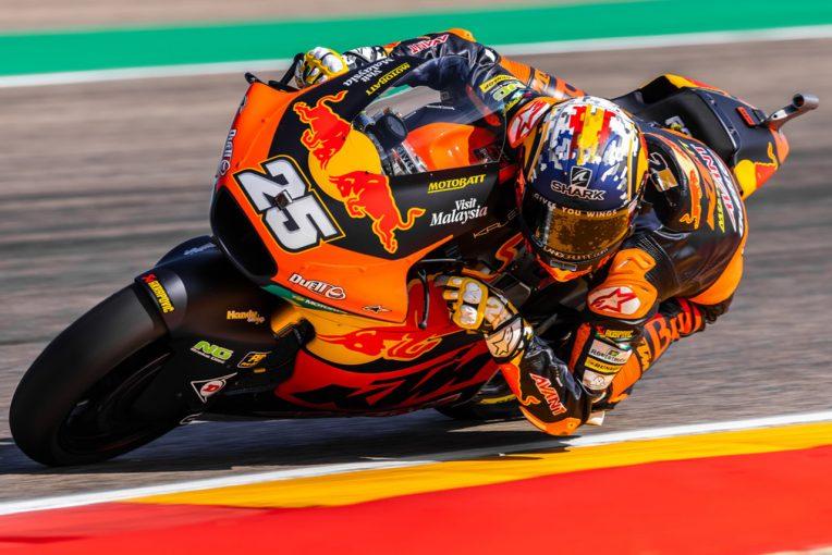MotoGP   【順位結果】2021MotoGP第13戦アラゴンGP Moto2決勝