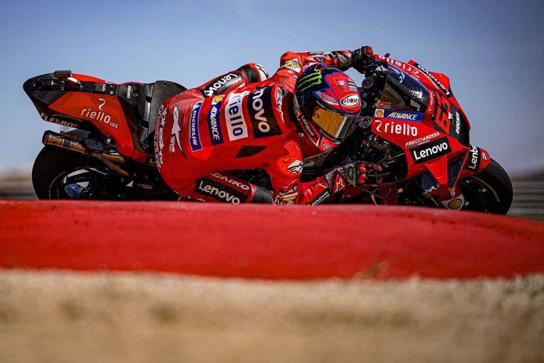 MotoGP   バニャイアが初優勝を飾る【順位結果】2021MotoGP第13戦アラゴンGP MotoGP決勝
