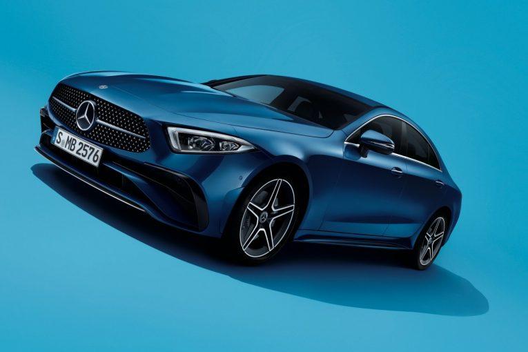 クルマ   メルセデス・ベンツ、新フェイス採用の『CLS』導入。AMGの限定車『CLS53 4MATIC+ Edition1』も