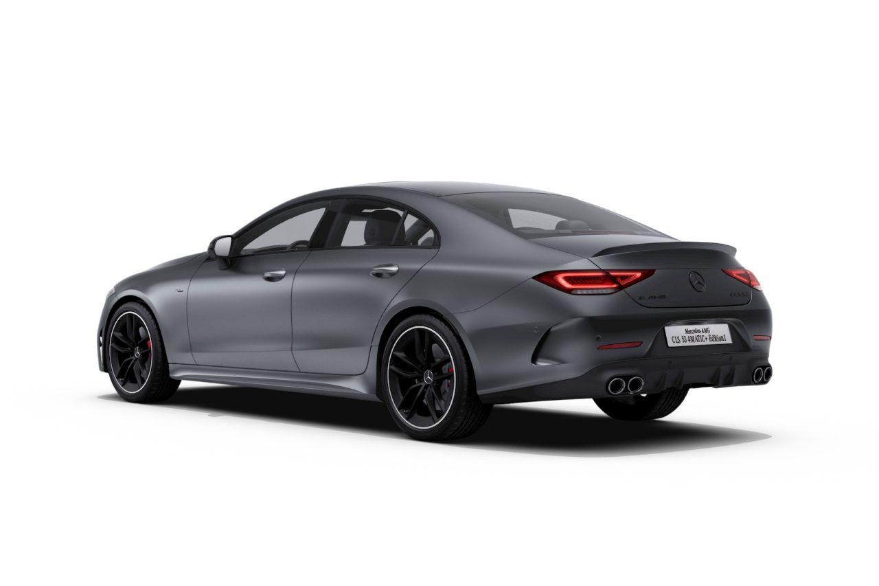 メルセデス・ベンツ、新フェイス採用の『CLS』導入。AMGの限定車『CLS53 4MATIC+ Edition1』も