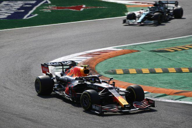 2021年F1第14戦イタリアGP セルジオ・ペレス(レッドブル・ホンダ)