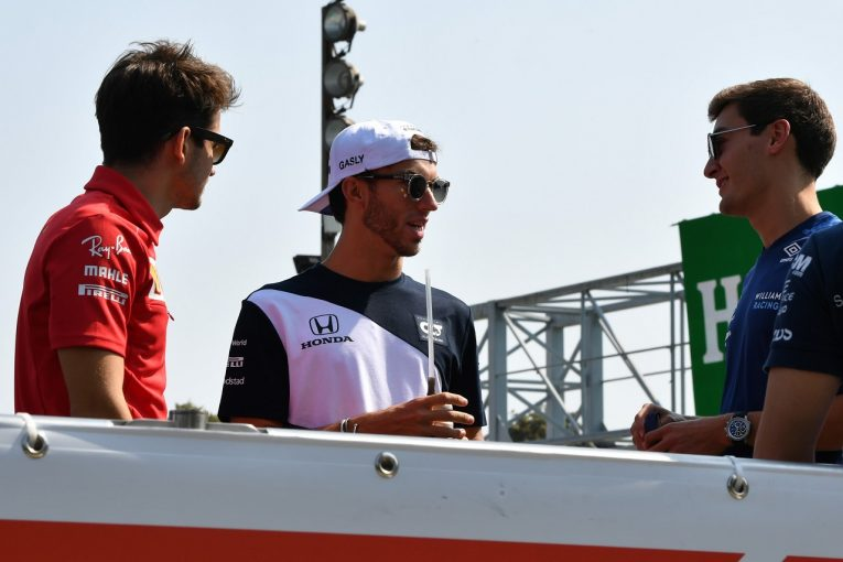 F1 | ガスリー「ホームGPで2台リタイアは辛い。マシンは強力だったのに」アルファタウリ・ホンダ/F1第14戦