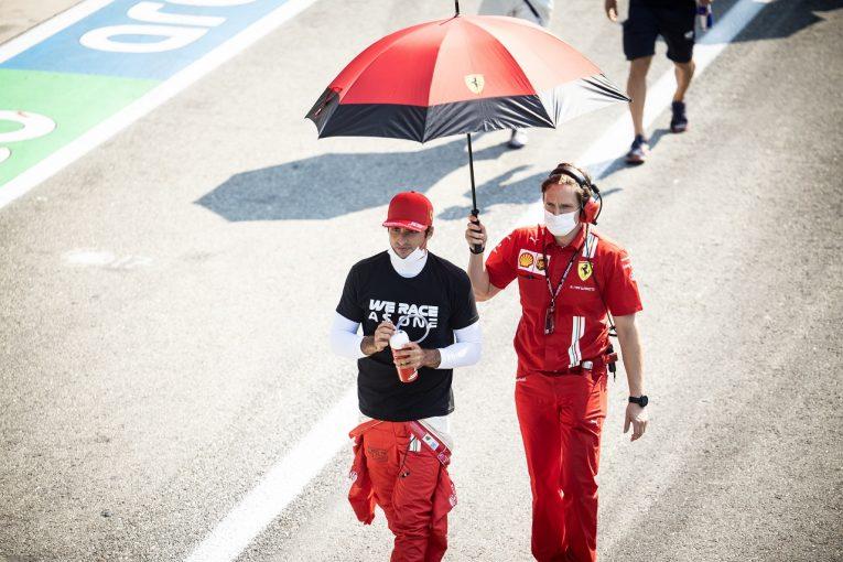 F1 | サインツ「忘れられない週末に。来年はティフォシの前で優勝したい」フェラーリ/F1第14戦決勝