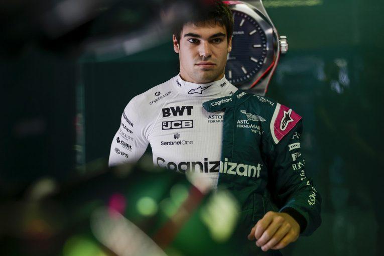 F1   ストロール7位「コーナーでの速さを生かし、最大限の結果をつかんだ」アストンマーティン/F1第14戦決勝