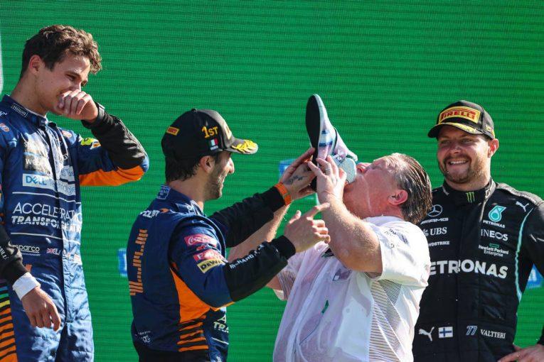 F1   F1第14戦イタリアGP決勝トップ10ドライバーコメント(2)