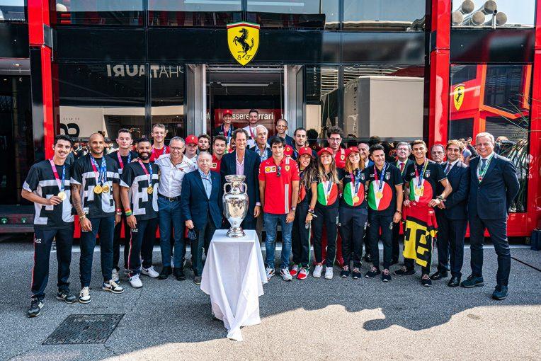 F1 | F1第14戦イタリアGP決勝トップ10ドライバーコメント(1)