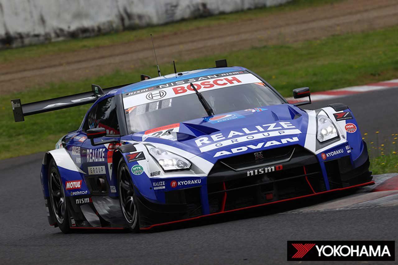横浜ゴム 2021スーパーGT第5戦SUGO レースレポート