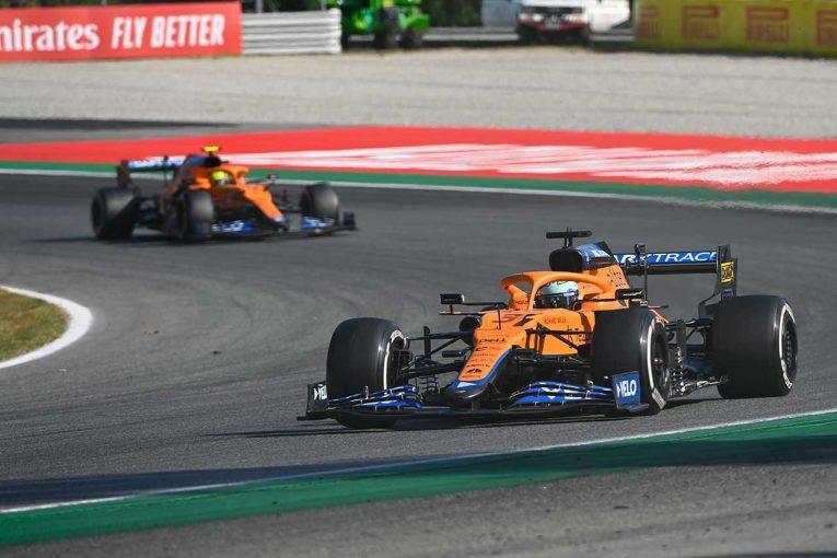 F1 | ピレリ 2021年F1第14戦イタリアGP レースレポート