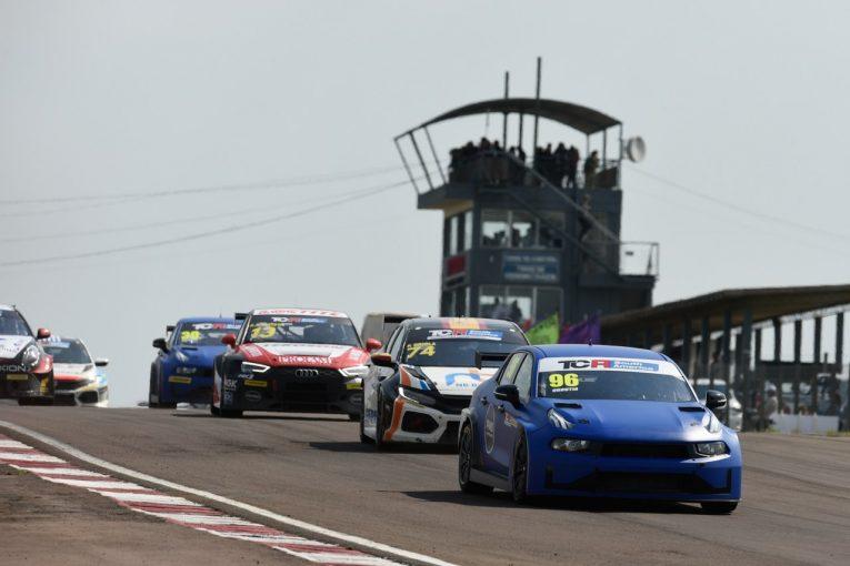 海外レース他   ゲスト参戦のWTCRレギュラー、ウルティアのリンク&コーがポール・トゥ・ウイン/TCR南アメリカ第3戦