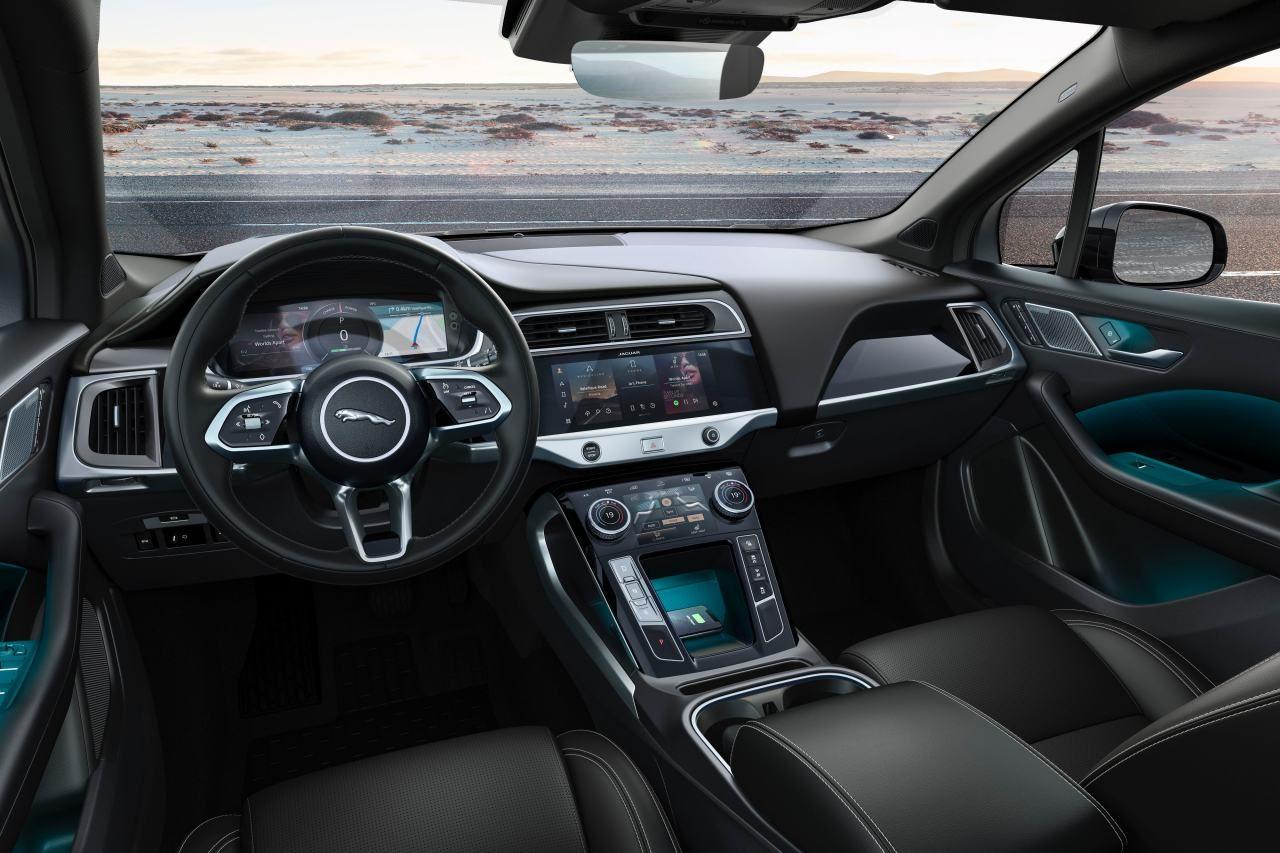 """ジャガー、電動パフォーマンスSUV『I-PACE』の2022年モデル発表。新グレード""""BLACK EDITION""""も導入"""