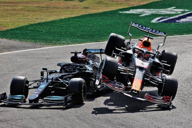 F1 | フェルスタッペンとハミルトンの接触は「両ドライバーが回避できた」とロス・ブラウン/F1第14戦