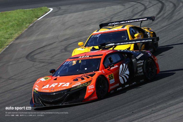 スーパーGT | SUBARU BRZを唯一追い詰めたARTA NSX GT3の勝算と誤算「サーキットは生き物だから」【第5戦GT300】
