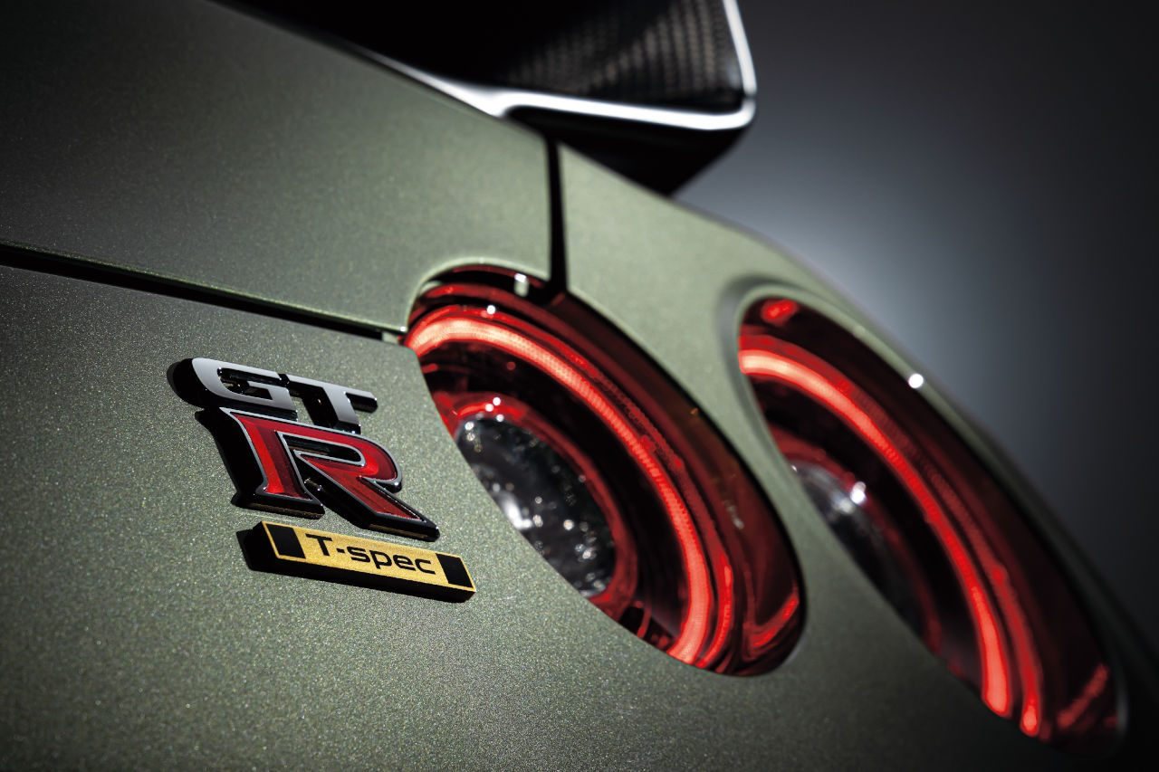 """進化を続ける『ニッサンGT-R』2022年モデル発表。ふたつの特別仕様車""""T-Spec""""も新登場"""