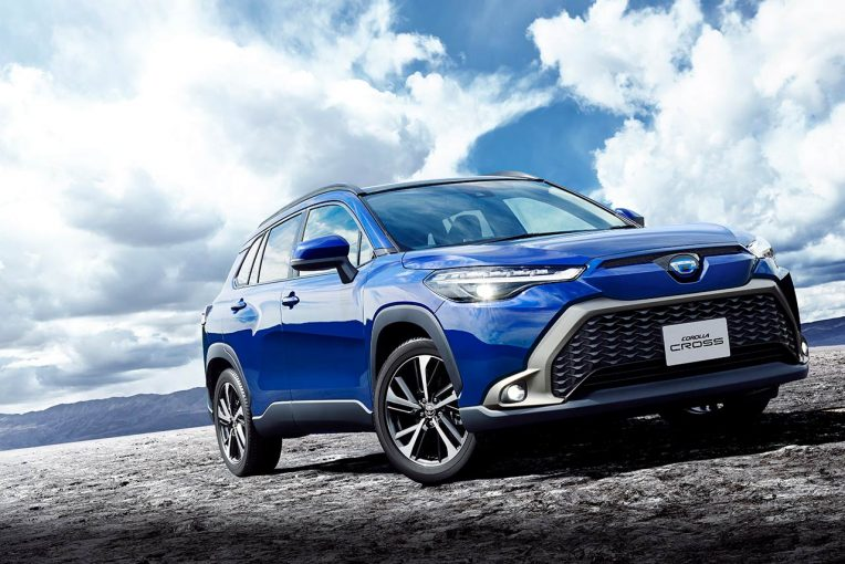 クルマ | トヨタ、コンパクトSUV『新型カローラ クロス』を発売。ガソリン車とハイブリッド車を用意
