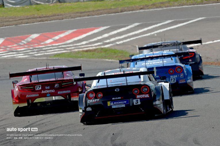 スーパーGT | 3基目を投入したMOTUL GT-Rの背景と、明暗分かれた3メーカーのスペック2ニューエンジン【第5戦GT500決勝】
