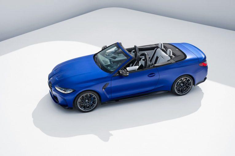 """クルマ   オープンエア+4輪駆動の全部載せ""""M""""モデル『BMW M4カブリオレ・コンペティションM xDrive』誕生"""