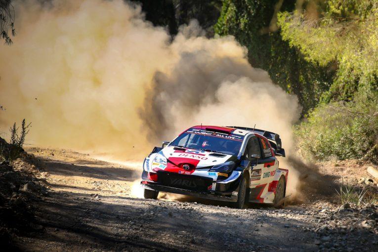 ラリー/WRC | 【動画】2021WRC第9戦ギリシャ ダイジェスト