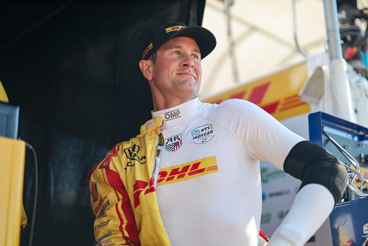 ハンター-レイが今シーズン限りで12年在籍したアンドレッティ・オートスポートを離脱