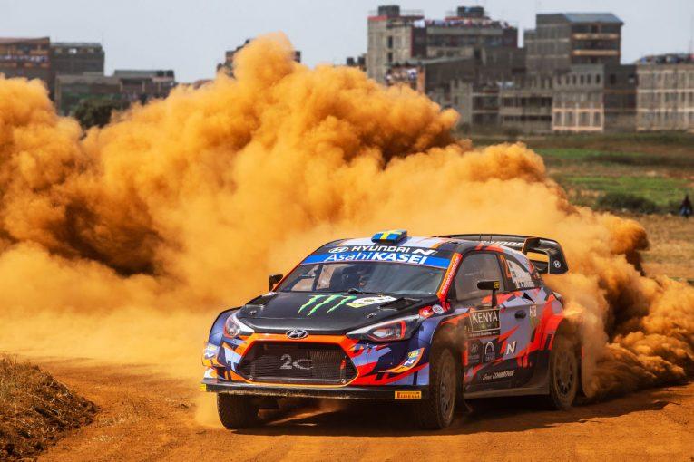 ラリー/WRC | ソルベルグ、WRCスペインにWRカーで参戦へ『i20 Nラリー2』にはスニネンが搭乗