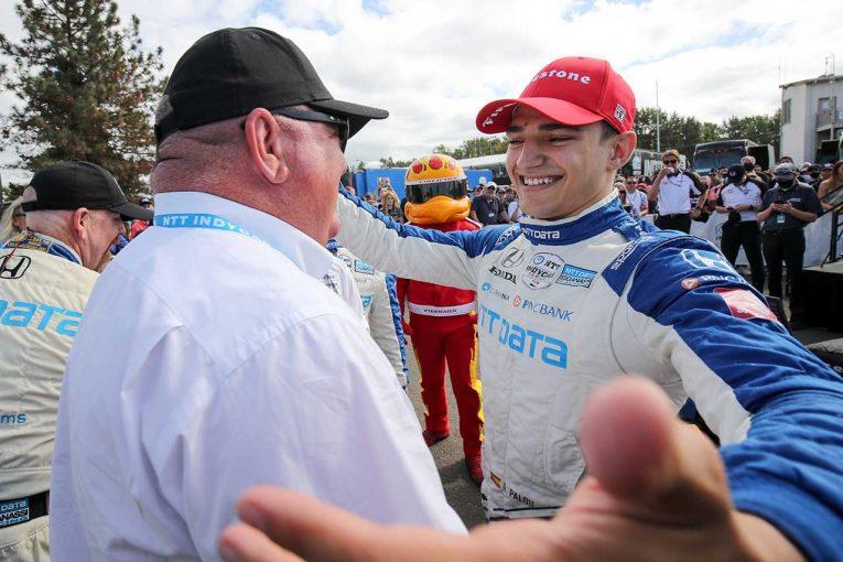海外レース他 | 「プレッシャーに打ち勝つ」パロウが再びランキングトップに。チャンピオン獲得に向けても不安なし