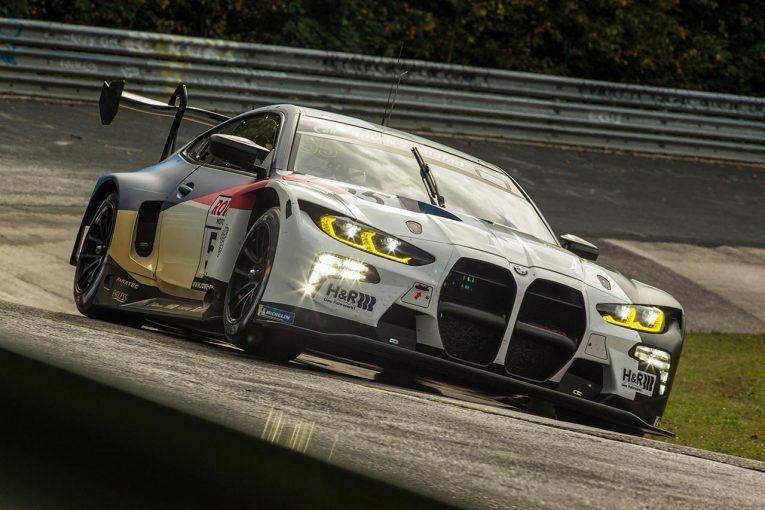 ル・マン/WEC   NLS第7戦で新型BMW M4 GT3が実戦デビュー。トラブルなく緒戦を締めくくる