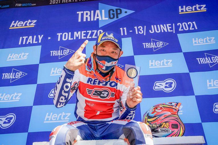 "MotoGP   日本人初のトライアル世界王者""フジガス""藤波貴久が2021年シーズン限りでの引退を発表"