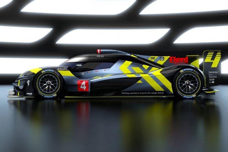 ル・マン/WEC | 2022年のWECハイパーカークラスデビューを目指すバイコレス、新車のロールアウトは今秋を予定