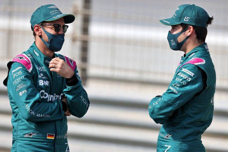 F1 | アストンマーティンF1、2022年もストロール&ベッテルのラインアップを維持