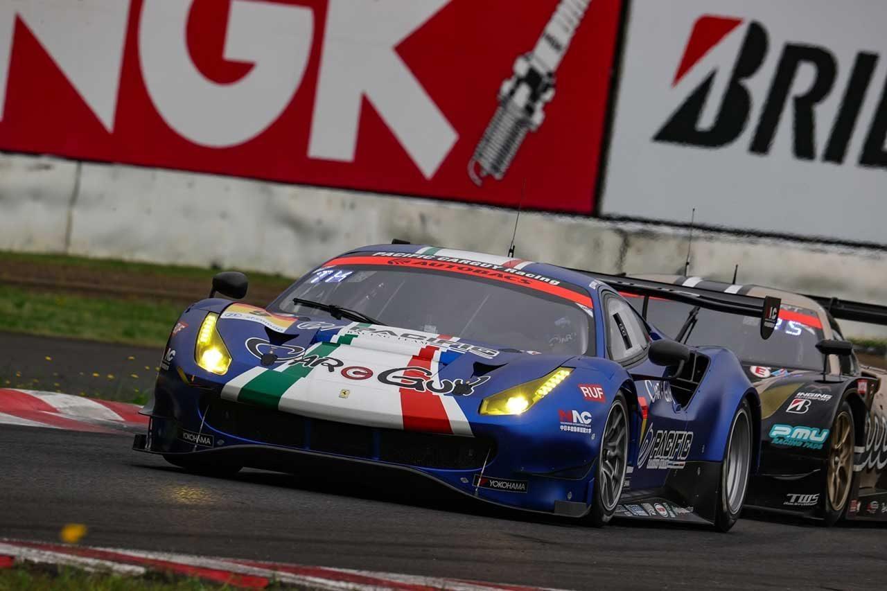 PACIFIC NAC CARGUY Ferrari