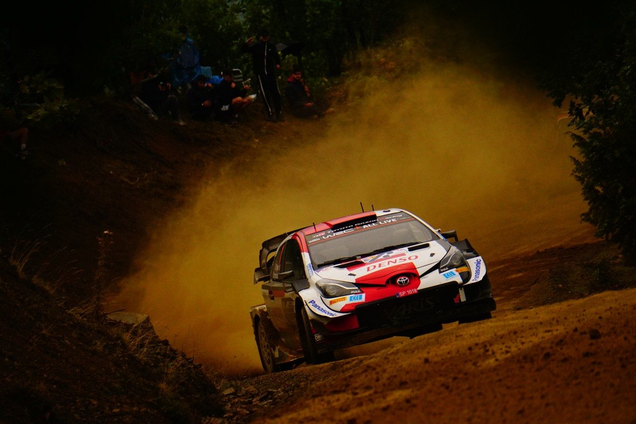 【ブログ】WRC第9戦アクロポリス・ラリー・ギリシャ2021(後編)