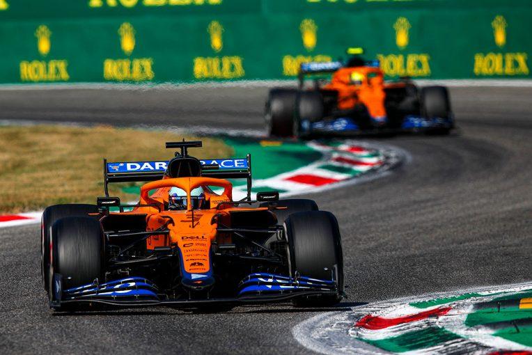F1 | 好結果を期待したモンツァで1-2。順位入れ替えは「やる意味がなかった」/マクラーレン今井エンジニアインタビュー(1)