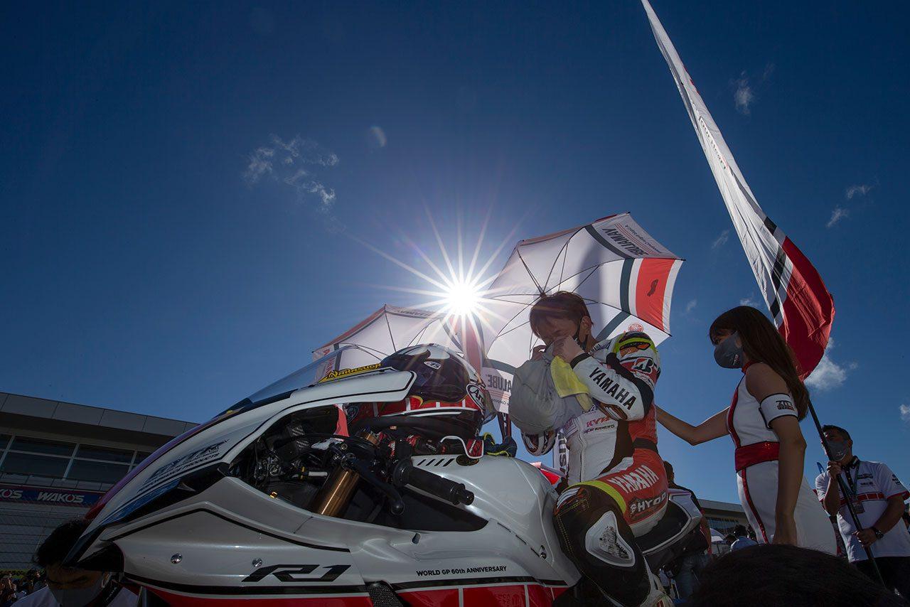 【順位結果】2021全日本ロード第7戦オートポリス JSB1000レース1