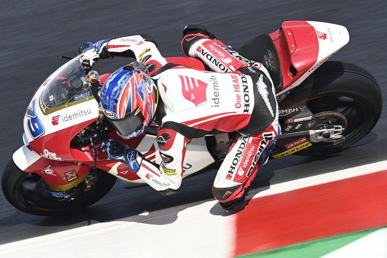 MotoGP   【順位結果】2021MotoGP第14戦サンマリノGP Moto2予選総合