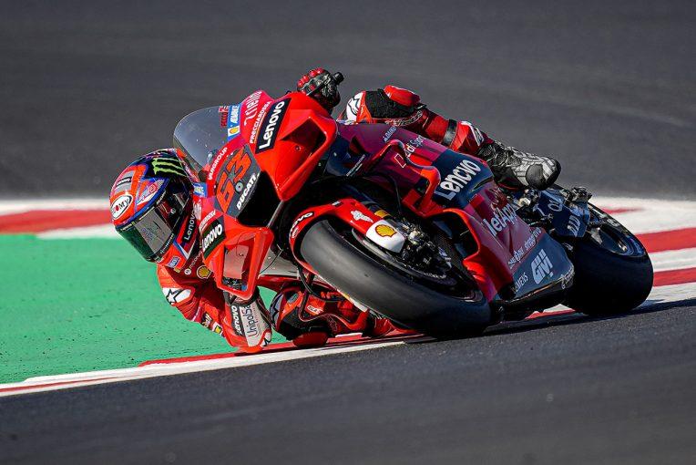 MotoGP | 【順位結果】2021MotoGP第14戦サンマリノGP MotoGP決勝