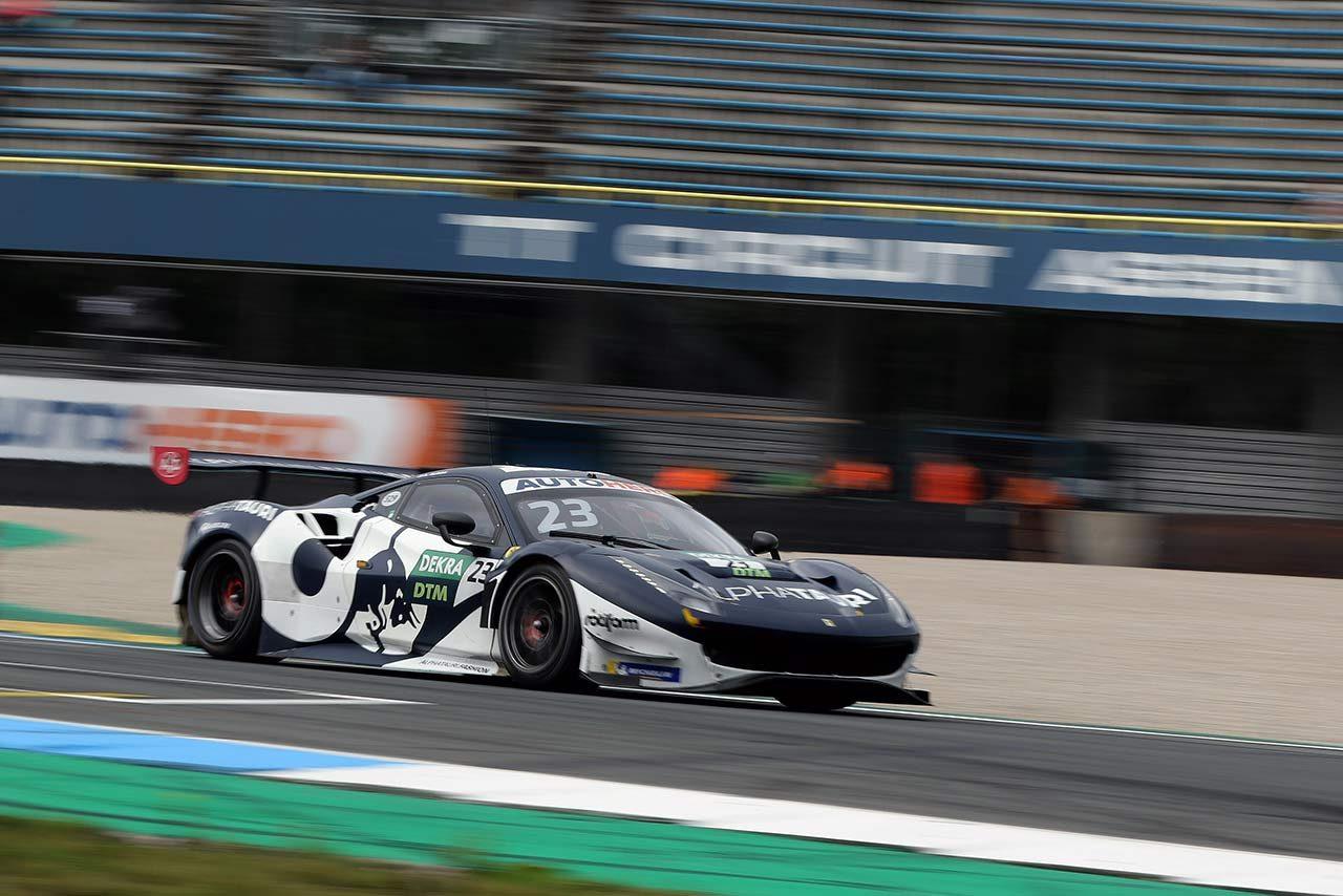 フェラーリ488 GT3 Evo
