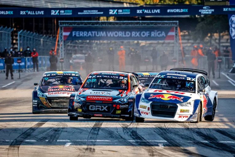 ラリー/WRC | ニクラス・グロンホルムが初日制覇。王者クリストファーソンも今季初優勝/WorldRX第4戦・第5戦