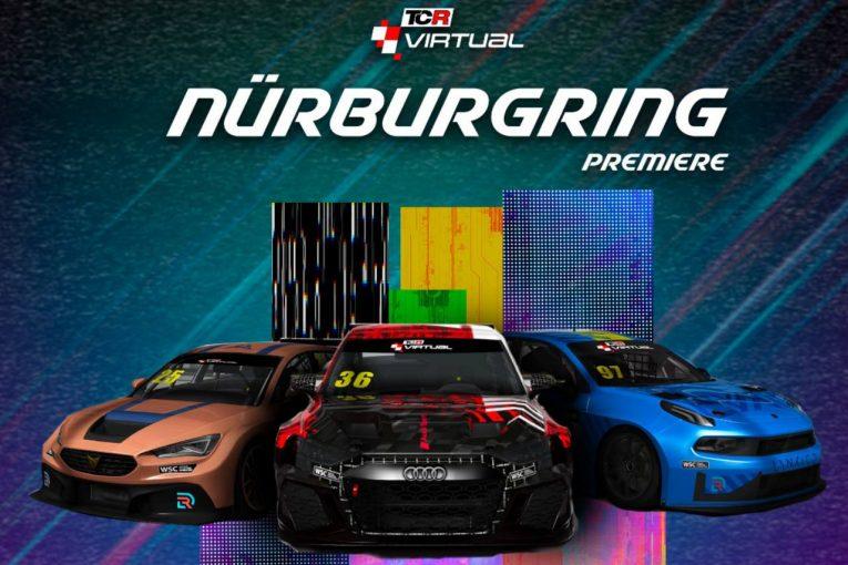 海外レース他   WSC主催の『TCR SimRacing Expo 2021』が開催決定。10月18日よりノックアウト戦開始