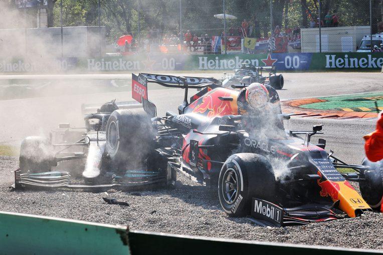 F1 | GPDA会長のブルツ、F1イタリアGPでの接触についてハミルトン&フェルスタッペンと話し合いを予定