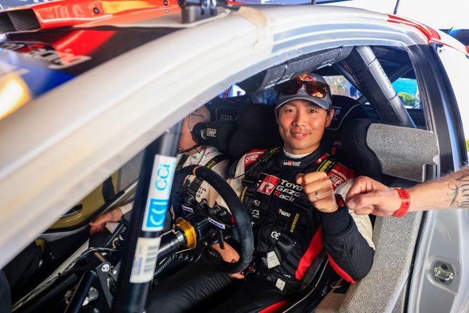 ラリー/WRC | 勝田貴元がふたたびコドライバー変更。ソルベルグの元相棒ジョンストンとWRCフィンランドへ