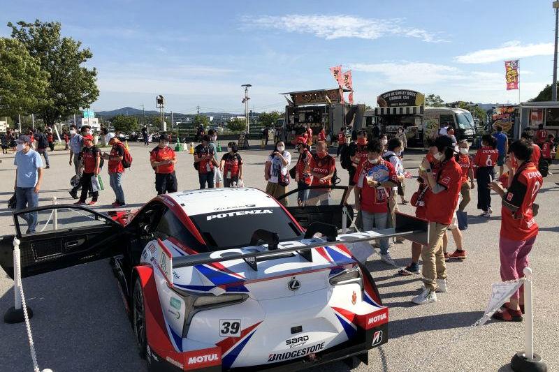 サード、豊田スタジアムで開催の第9回モータースポーツフェスタにLC500やSARD GR86 GT1を出展