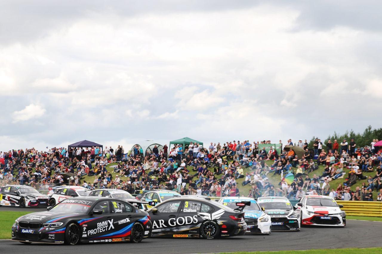 伏兵モファットのインフィニティが初のポール・トゥ・ウイン。フォードも今季初勝利/BTCC第7戦